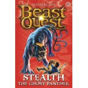 Stealth the Ghost Panther: Series 4 Book 6 by Adam Blade