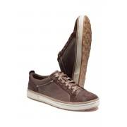 Clarks Freizeit-Sneaker Braun 8