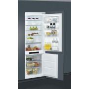 Whirlpool ART 890/A++/NF beépíthető alulfagyasztós hűtőszekrény