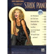 Judy Carmichael: You Can Play Authentic Stride Piano by Judy Carmichael