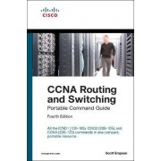 CCNA Routing and Switching Portable Command Guide (ICND1 100-105, ICND2 200-105, and CCNA 200-125) by Scott Empson
