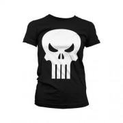MARVEL Koszulka damska Punisher T-shirt Marvel Comics