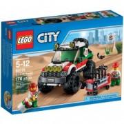 LEGO® City Maşină de teren 4x4 60115