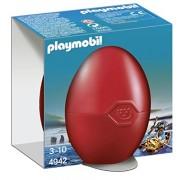 Playmobil Huevos - Pirata con bote (4942)