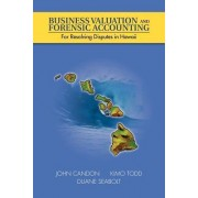 Business Valuation and Forensic Accounting by John Candon