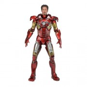 MARVEL THE AVENGERS MOVIE BATTLE DAMAGED IRON MAN MK VII 1:4 SCALE ACTION FIGURE