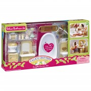 Calico Critters Deluxe Bathroom Set - CC2480