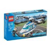 LEGO City Police Helicopter - juegos de construcción (Multi)