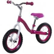 Bicicleta fara pedale Sun Baby Zippy 12` roz