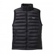 Patagonia Down Sweater Vest Herren Gr. XXL - schwarz / black - Daunenwesten