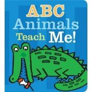 ABC Animals Teach Me! by Roffey Maureen