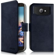 Housse Etui Universel M Bleu Pour Smartphone Wiko Tommy 2