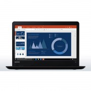 """Ultrabook Lenovo ThinkPad 13, 13.3"""" Full HD, Intel Core i7-6500U, RAM 8GB, SSD 256GB, Windows 10 Pro, Negru"""