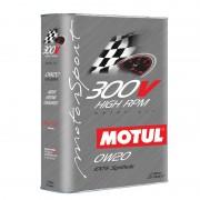 Motul 300V High RPM 0W20 2l