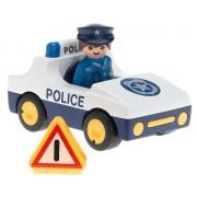 Playmobil 1.2.3 1.2.3 patrol car series 6737 (japan import)