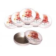 Latinhas Personalizadas Mint-to-be 5x1 - Kit c/ 100 unidades