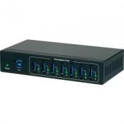 7 portos USB HUB, Renkforce (1171004)
