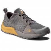 Обувки THE NORTH FACE - Mountain Sneaker T932ZUZFR Amoked Pearl Grey/Arrowwood Yellow