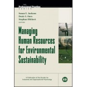 Managing Human Resources for Environmental Sustainability by Susan E. Jackson