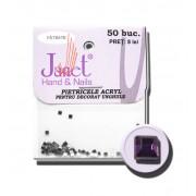 Pietricele patrate plic 02-violet-inchis, art. nr.: 76721
