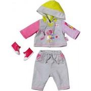BABY born Deluxe Jogging Set - Roze