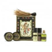 Kit produit de massage week end format de poche