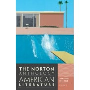 The Norton Anthology of American Literature: v. E by Nina Baym