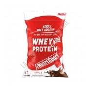 Whey Gold Protein 100% Suero Nutrisport sabor chocolate 2000 gr.