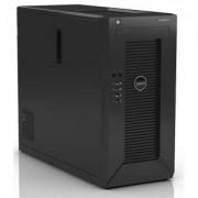 Сървър, Dell PowerEdge T20, Intel Xeon E3-1225v3 (3.2GHz, 8M), 4GB 1600MHz UDIMM, 1TB SATA HDD, TPM, 3Y NBD/#DELL01815