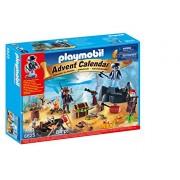 Playmobil 6625 - Tesoro Segreto dei Pirati: Calendario Dell'Avvento