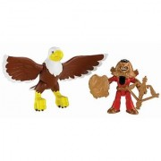 Fisher-Price Imaginext Knight and Eagle