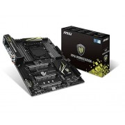 MSI X99A Workstation Carte mère Intel X99 USB 3.1