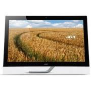 "Monitor VA LED Acer 27"" T272HLbmjjz, Full HD (1920 x 1080), VGA, HDMI, 5 ms, Touchscreen, Boxe (Negru)"