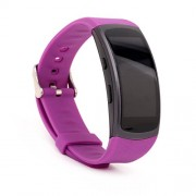 VAN+ Silicone Watchbands Replacement Bracelet For Samsung Gear Fit2 SM-R360 Smart Watch Accessories(No Tracker)
