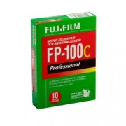 FujiFilm FP-100C Silk Professional - film instant color (10 coli - 8,5x10,8 cm)