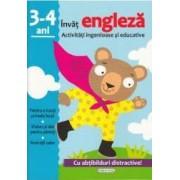 Activitati ingenioase si educative Invat engleza 3-4 ani