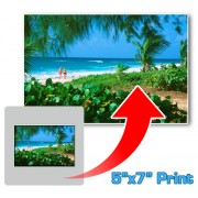 5x7 Inch Photographic Prints From Your 35mm Mounted Slides