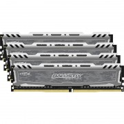 Memorie Crucial Ballistix Sport LT 32GB DDR4 2400 MHz CL16 Quad Channel Kit