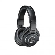 Audio Technica ATH-M40X Professional Studio Monitor Over-ear Headphones (Black)