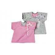 Kaethe Kruse 33294 - ready-to-wear maglietta set baby doll, 38-43 cm