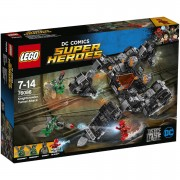 LEGO DC Comics Superheroes: Knightcrawler tunnelaanval (76086)