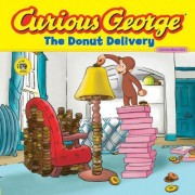 Curious George the Donut Delivery by H A Rey