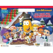 It's Time for Christmas! (Bubble Guppies) by Golden Books