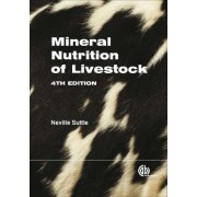 Mineral Nutrition of Livestock by Neville Suttle