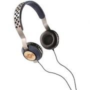 House of Marley Unisex Liberate Denim Headphones