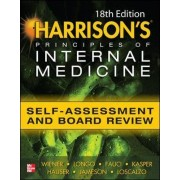 Harrisons Principles of Internal Medicine Self-Assessment and Board Review by Charles M. Wiener