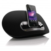 PHILIPS DS3600 BOCINA BLUETOOTH Y BASE PARA IPOD COLOR NEGRO