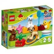 ЛЕГО ДУПЛО - Домашни любимци,Lego Duplo Town, 10838