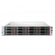 Server, HP ProLiant DL80 G9, Intel E5-2603v4 (1.7G), 16GB, B140i, 8LFF, 550W, GO (840626-425)
