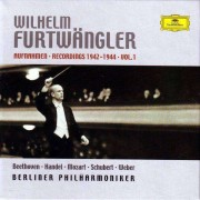 Wilhelm Furtwangler - Recordings 1942-1944 Vol.I (0028947128922) (4 CD)